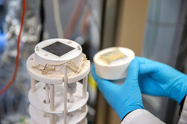 Festoxidbrennstoffzelle zur Kraft-Wärme-Kopplung