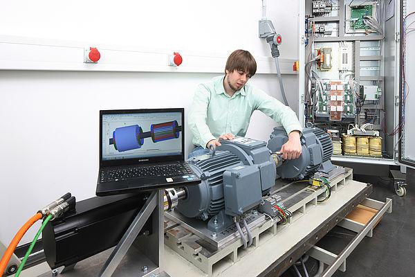 Kaskadenmaschine für regenerative Energieerzeugung