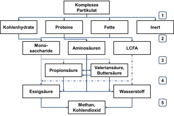 Betriebsparameter-Optimierung in Biogasanlagen