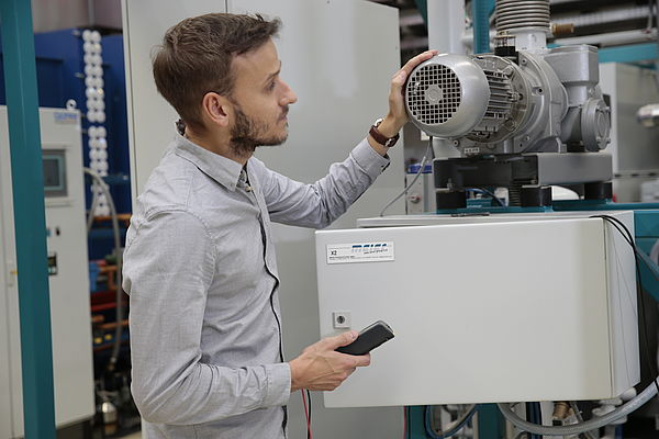 Influence of manufacturing process on AC – motors