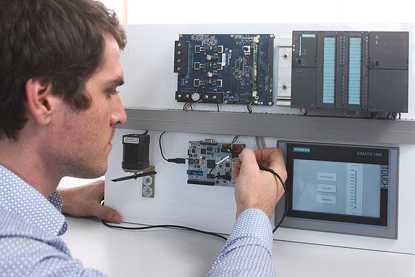 Flexible und intelligente Kleinantriebstechnik