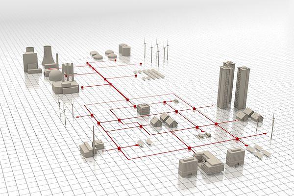 Moderne Lastprofile energieeffizienter Gebäude